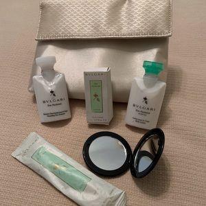 Bvlgari Travel Bag NEW